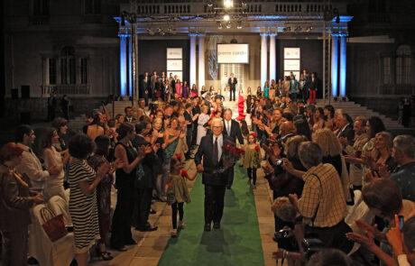 Модна ревија у Белом двору 2012. Године