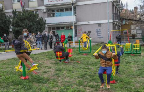 Home Drinka Pavlovic new playground
