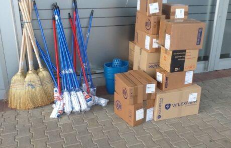Donacija za Kovid bolnicu u Kragujevcu