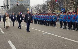 CROWN PRINCE ALEXANDER CONGRATULATES REPUBLIKA SRPSKA PATRON SAINT DAY AND NATIONAL DAY