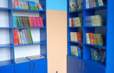 Нова библиотека за школу у Републици Српској