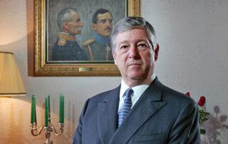 HRH Crown Prince Alexander