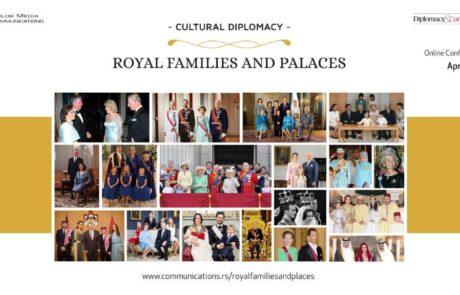 """On line конференцијa """"Културна дипломатија: Краљевске породице и палате"""""""
