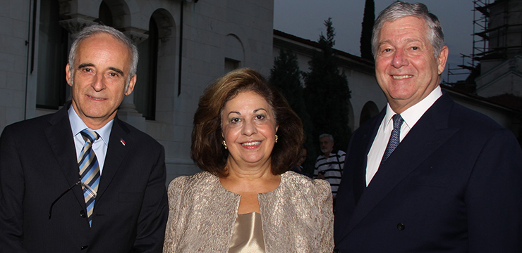 CROWN PRINCE SENDS CONDOLENCES ON THE DEATH OF FORMER MINISTER PETKOVIC