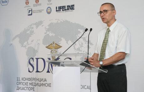 Директор СЗО канцеларије у Србији др Маријан Ивануша