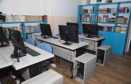 Нова компјутерска соба у Дому Дринка Павловић