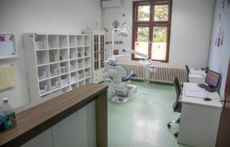 Реконструисана стоматолошка ординација