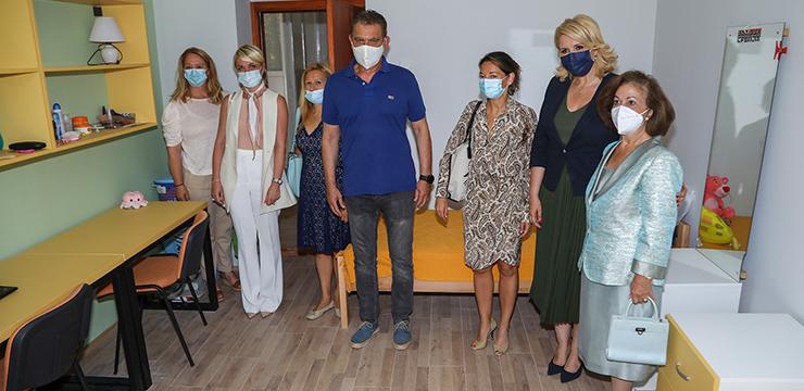 RENOVATION OF CHILDREN'S PREMISES IN SERBIAN ORPHANAGE