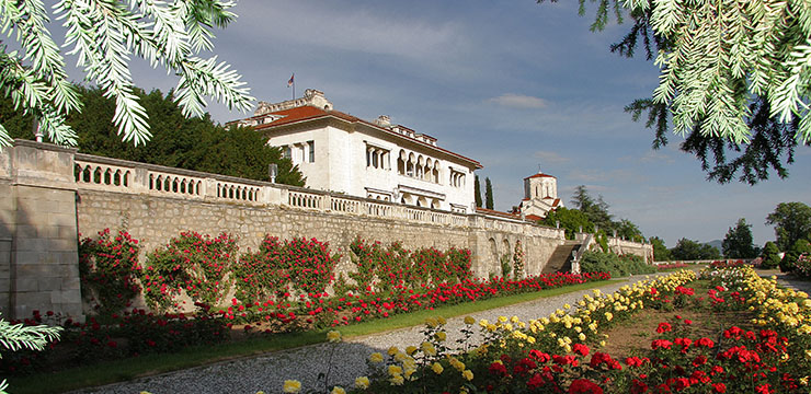 VISIT THE ROYAL COMPOUND ON THE OCCASION OF WORLD DAY OF TOURISM