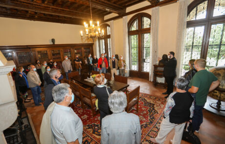 Tours of the Royal Palace on the occasion of marking the World Day of Tourism in Serbia