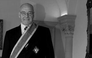 PROF. DR. DRAGOLJUB KAVRAN, MEMBER OF THE CROWN COUNCIL, PASSED AWAY