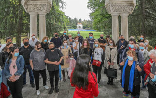 WORLD DAY TOURISM IN SERBIA AT THE ROYAL COMPOUND