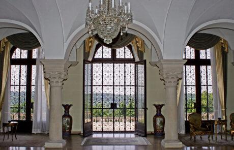 Унутрашњост Краљевског двора