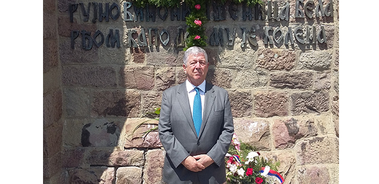 CROWN PRINCE ALEXANDER'S STATEMENT REGARDING THE NEW ATTACKS ON SERBS IN KOSOVO
